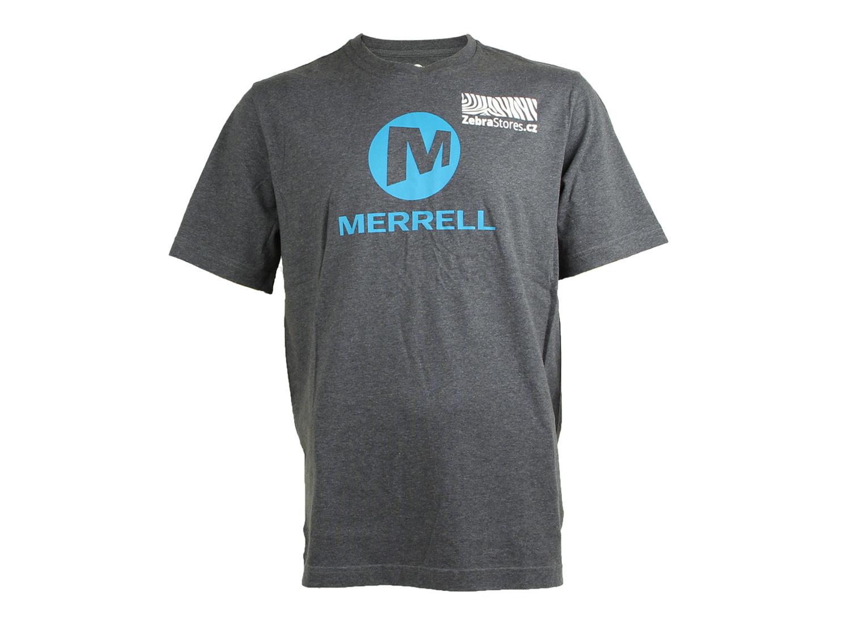 Merrell tričko s logem ZebraStores JMS21887-030 L
