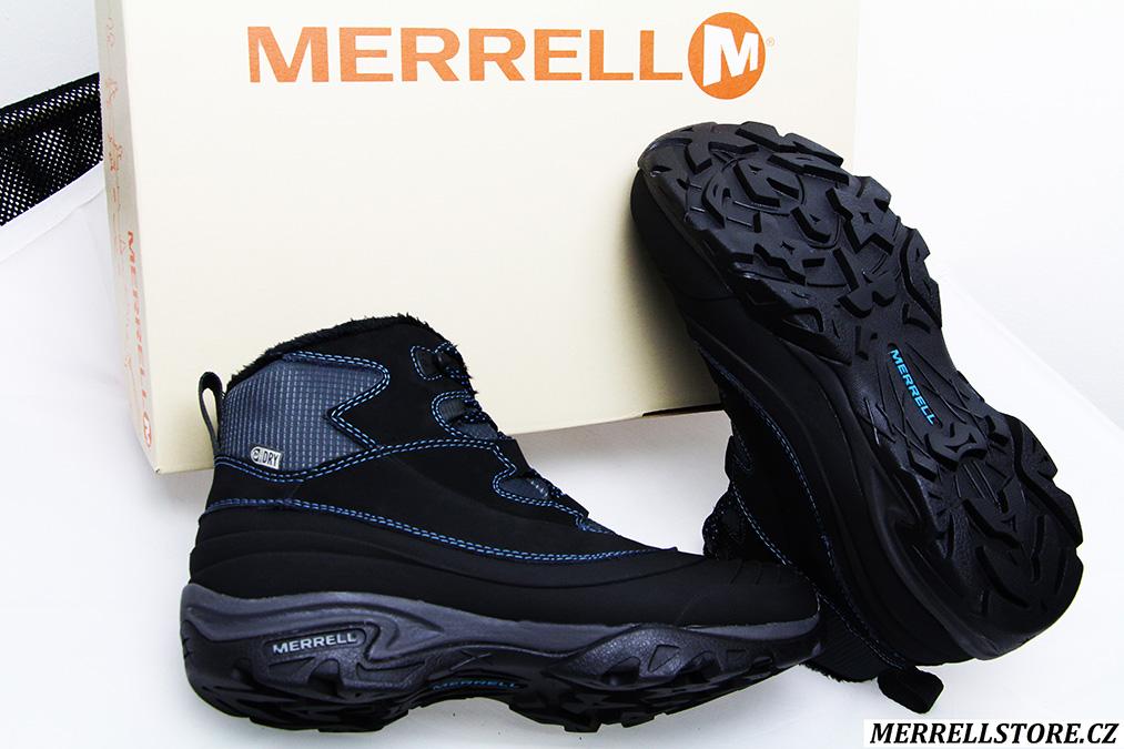 c99204a263e Tyto senzační dámské zimní boty Merrell se výborně hodí na každodenní  výšlapy do přírody i do města během chladných zimních měsíců