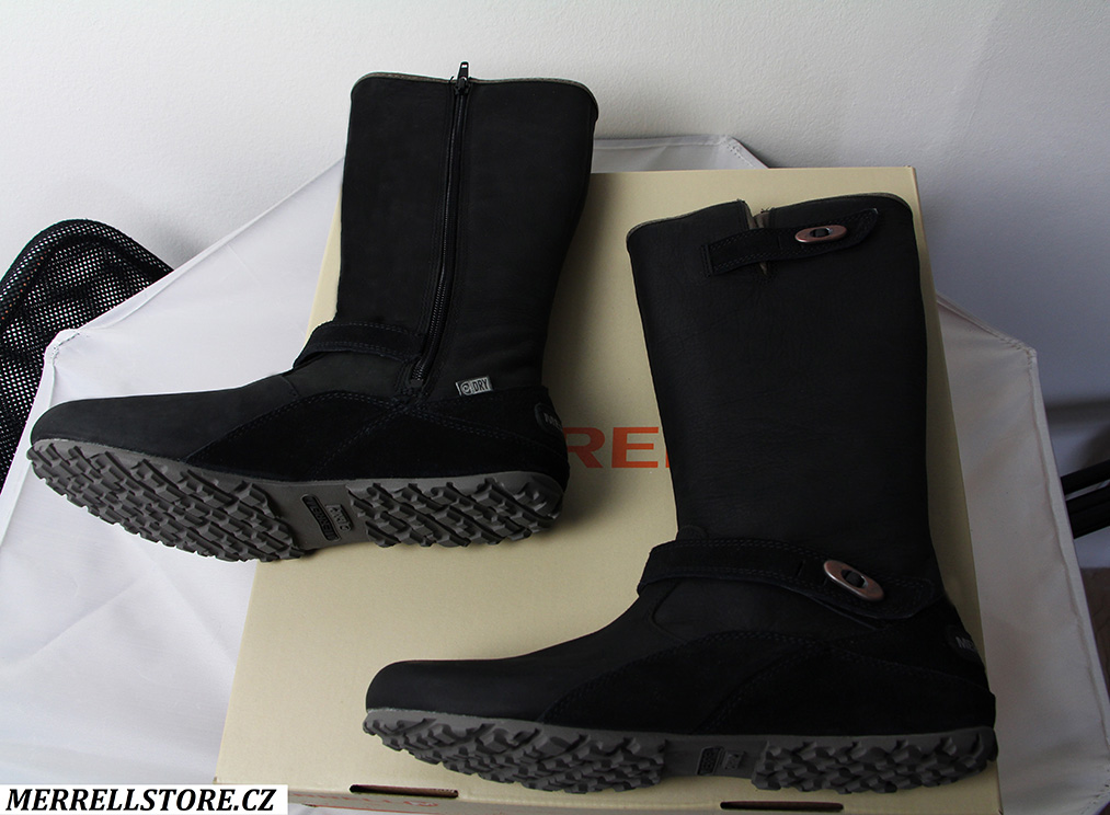Dámské zimní boty Merrell ideální do chladných zimních měsíců pro  každodenní nošení. Ideální pro ženy hledající nejen hřejivou a pohodlnou  botu fb0918ccf10