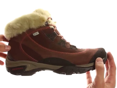Merrell Snowbound Drift Mid WTPF...