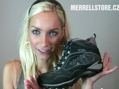 Merrell Siren Waterproof Mid II