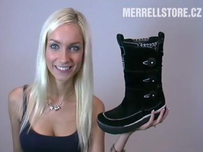 Merrell Tempest High - Black