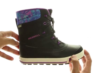 Merrell Snow Bank 2.0 WTRPF Kids...